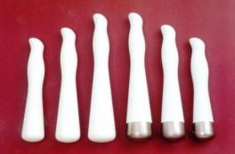 Melaminová těrka délky 200 mm s nerezovou hlavicí