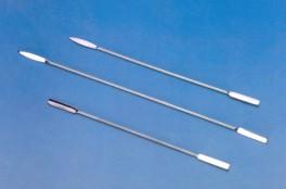 Špachtle nerezová, špachtle se lžičkou délka 150 mm